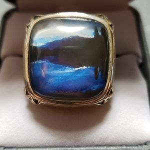 Sterling Barse gorgeous size 7 ring